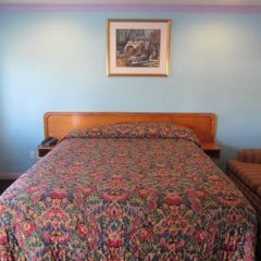 Отель Starlight Inn Van Nuys США, Лос-Анджелес - отзывы, цены и фото номеров - забронировать отель Starlight Inn Van Nuys онлайн комната для гостей фото 4