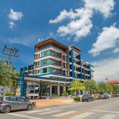 Отель AVA Sea Resort парковка