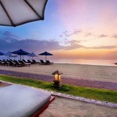 Отель Nikko Bali Benoa Beach Индонезия, Бали - отзывы, цены и фото номеров - забронировать отель Nikko Bali Benoa Beach онлайн пляж