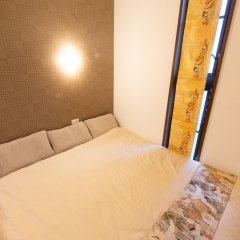 Отель GUESTHOUSE HAKOZAKI GARDEN - Hostel Япония, Фукуока - отзывы, цены и фото номеров - забронировать отель GUESTHOUSE HAKOZAKI GARDEN - Hostel онлайн комната для гостей фото 3