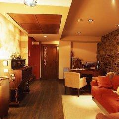 Отель Los Siete Reyes интерьер отеля фото 3