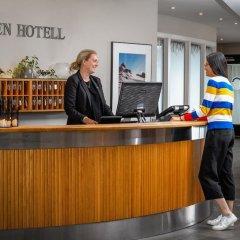 Отель Jæren Hotell гостиничный бар