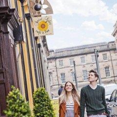 Отель Fraser Suites Edinburgh Великобритания, Эдинбург - отзывы, цены и фото номеров - забронировать отель Fraser Suites Edinburgh онлайн приотельная территория
