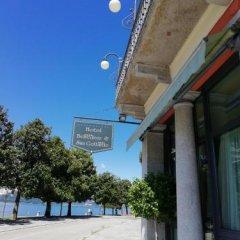 Отель San Gottardo Италия, Вербания - отзывы, цены и фото номеров - забронировать отель San Gottardo онлайн парковка