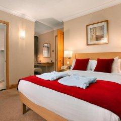 Отель Hilton York Великобритания, Йорк - отзывы, цены и фото номеров - забронировать отель Hilton York онлайн комната для гостей фото 5