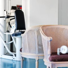 Отель Le Meridien Nice Франция, Ницца - 11 отзывов об отеле, цены и фото номеров - забронировать отель Le Meridien Nice онлайн фитнесс-зал фото 2