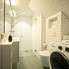 Отель Home Again Норвегия, Ставангер - отзывы, цены и фото номеров - забронировать отель Home Again онлайн ванная