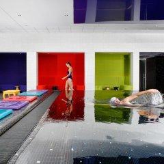 Отель Crowne Plaza Antwerp Антверпен бассейн фото 3