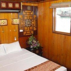 Отель Halong Dugong Sail комната для гостей фото 5