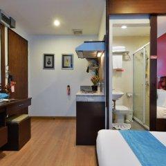 Отель Check Inn China Town By Sarida Таиланд, Бангкок - отзывы, цены и фото номеров - забронировать отель Check Inn China Town By Sarida онлайн удобства в номере фото 2