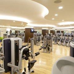 Отель Wyndham Grand Istanbul Kalamis Marina фитнесс-зал фото 4