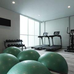 Отель Chanalai Romantica Resort Kata Beach - Adult Only фитнесс-зал фото 4