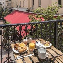 Hotel La Villa Tosca балкон
