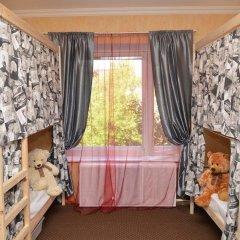Teddy Hostel комната для гостей фото 4