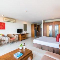 Отель Bella Villa Cabana Таиланд, Паттайя - 1 отзыв об отеле, цены и фото номеров - забронировать отель Bella Villa Cabana онлайн комната для гостей фото 5