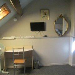Отель Belvedere Бельгия, Брюссель - отзывы, цены и фото номеров - забронировать отель Belvedere онлайн удобства в номере