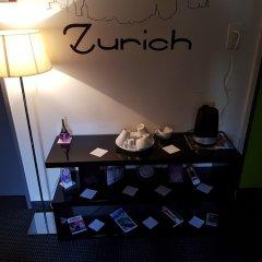 Hard Hostel Zürich удобства в номере