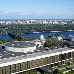 Салют Отель балкон