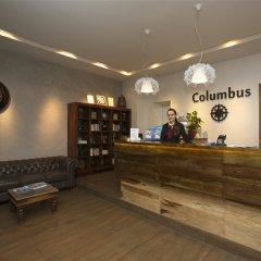Columbus Hotel сауна