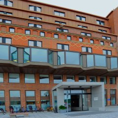 Best Western Plus Hotel Waterfront Göteborg (ex. Novotel) Гётеборг вид на фасад