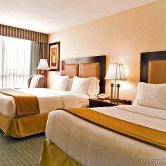 Отель Holiday Inn Express Vancouver-Metrotown (Burnaby) Канада, Бурнаби - отзывы, цены и фото номеров - забронировать отель Holiday Inn Express Vancouver-Metrotown (Burnaby) онлайн комната для гостей