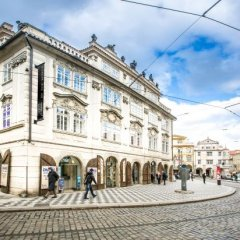 Отель The Nicholas Hotel Residence Чехия, Прага - отзывы, цены и фото номеров - забронировать отель The Nicholas Hotel Residence онлайн