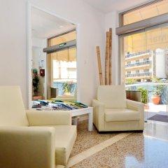 Отель Moremar Испания, Льорет-де-Мар - 4 отзыва об отеле, цены и фото номеров - забронировать отель Moremar онлайн интерьер отеля фото 2