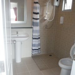 Отель Le Thalassa Guesthouse ванная фото 2