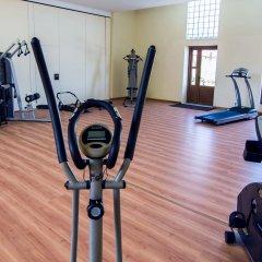 Отель Blue Bay фитнесс-зал