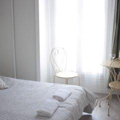 Апартаменты Montmartre Apartments Renoir Париж комната для гостей фото 3