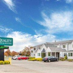 Отель Quality Inn and Suites North/Polaris США, Колумбус - отзывы, цены и фото номеров - забронировать отель Quality Inn and Suites North/Polaris онлайн парковка