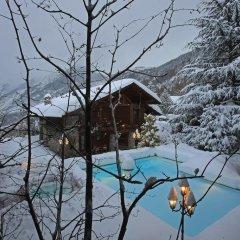 Mont Blanc Hotel Village бассейн фото 3