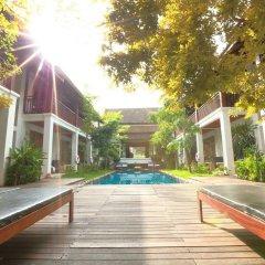 Le Sen Boutique Hotel бассейн фото 3