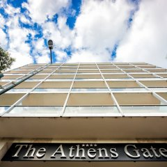 Athens Gate Hotel вид на фасад фото 2