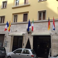 Отель Pyramid Италия, Рим - 9 отзывов об отеле, цены и фото номеров - забронировать отель Pyramid онлайн парковка