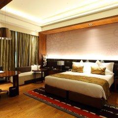 Отель Crowne Plaza New Delhi Rohini комната для гостей