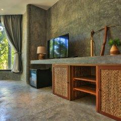 Отель Sai Daeng Resort Таиланд, Шарк-Бей - отзывы, цены и фото номеров - забронировать отель Sai Daeng Resort онлайн удобства в номере фото 2