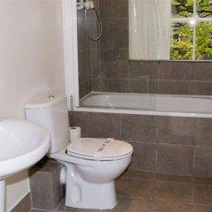 Апартаменты Greyfriars Apartments ванная