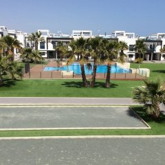 Апартаменты Apartment With 2 Bedrooms in Orihuela, With Private Pool, Furnished Te спортивное сооружение