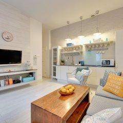 Апартаменты Lion Apartments - Scandi Love III Сопот комната для гостей фото 5