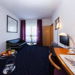Отель H&S Belmondo Leipzig Airport комната для гостей