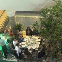 Отель Riad Amor Марокко, Фес - отзывы, цены и фото номеров - забронировать отель Riad Amor онлайн помещение для мероприятий фото 2