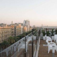 Oriente Hotel Бари балкон