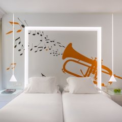 Отель Room Mate Mario Испания, Мадрид - 2 отзыва об отеле, цены и фото номеров - забронировать отель Room Mate Mario онлайн фото 3