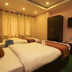 Отель OYO 137 Hotel Pranisha Inn Непал, Катманду - отзывы, цены и фото номеров - забронировать отель OYO 137 Hotel Pranisha Inn онлайн комната для гостей фото 4