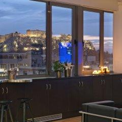 Отель Troulanda Acropolis Suites Афины гостиничный бар