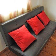 Отель Casas da Fajã комната для гостей