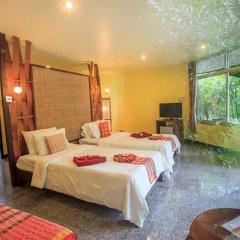 Отель Anahata Resort Samui (Old The Lipa Lovely) Таиланд, Самуи - отзывы, цены и фото номеров - забронировать отель Anahata Resort Samui (Old The Lipa Lovely) онлайн комната для гостей фото 3