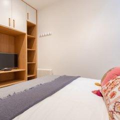 Отель Sweet Inn - Kensington High Street Великобритания, Лондон - отзывы, цены и фото номеров - забронировать отель Sweet Inn - Kensington High Street онлайн комната для гостей фото 3