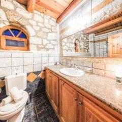 Отель Joanna's Stone Villas ванная